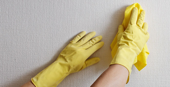 boland painters recommend washing your walls before painting